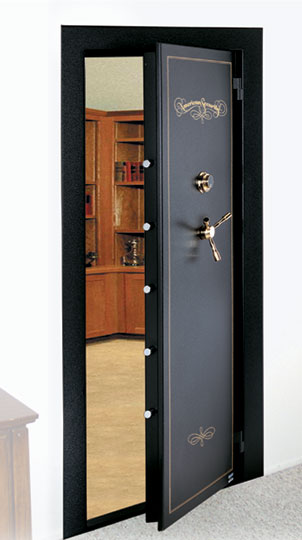 Amsec Vault Doors